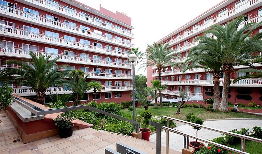 Hotel Seramar Luna Park - El Arenal