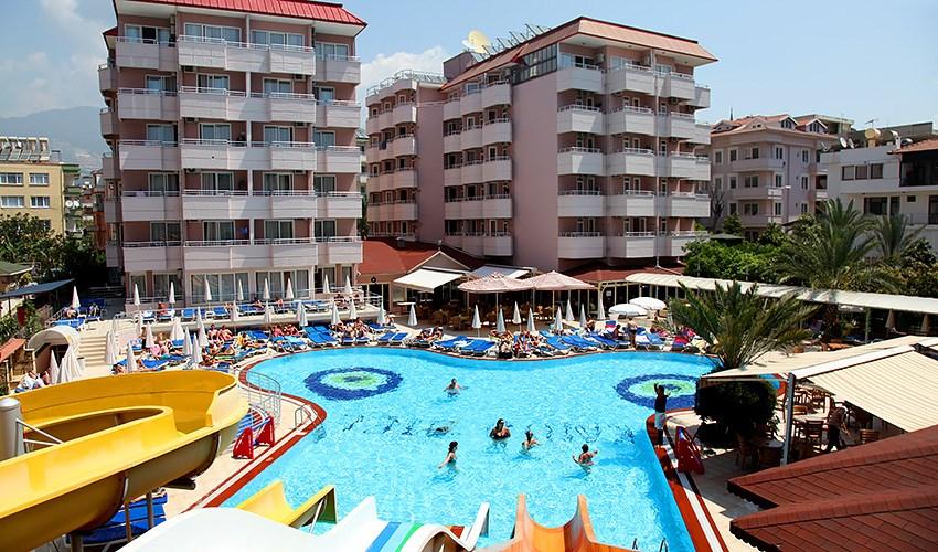 Hotel Kahya - Turecko