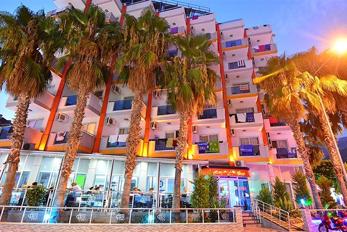 Hotel Kleopatra Arsi - Alanya