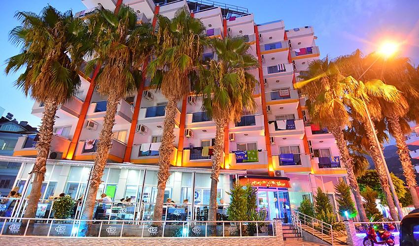 Hotel Kleopatra Arsi - Turecko