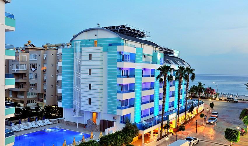 Hotel Mesut - Turecko