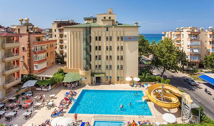 Hotel Kleopatra Beach - Alanya