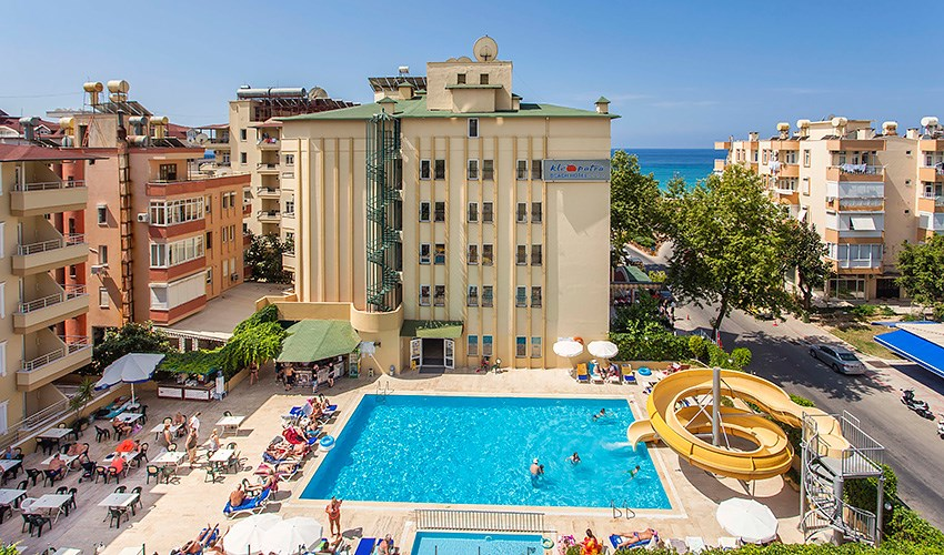 Hotel Kleopatra Beach - Turecko