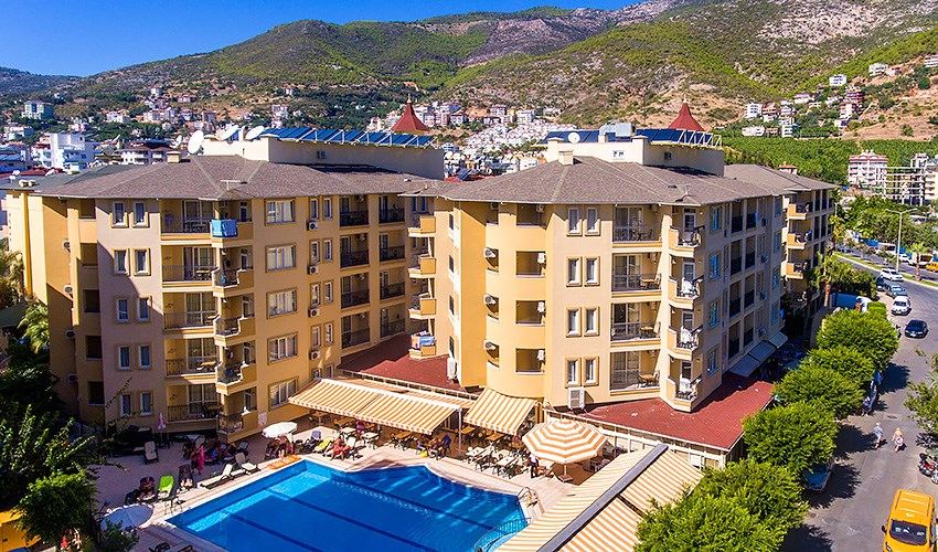 Hotel Kleopatra Royal Palm - Turecko