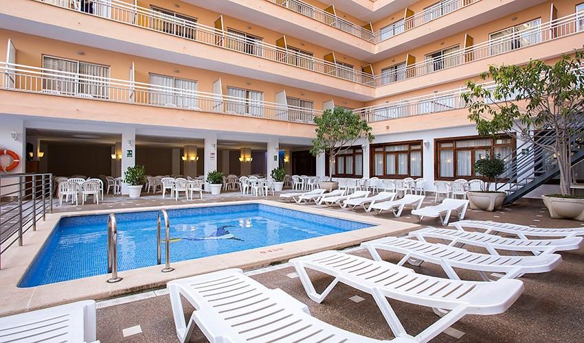 Hotel Piñero Bahia de Palma - El Arenal