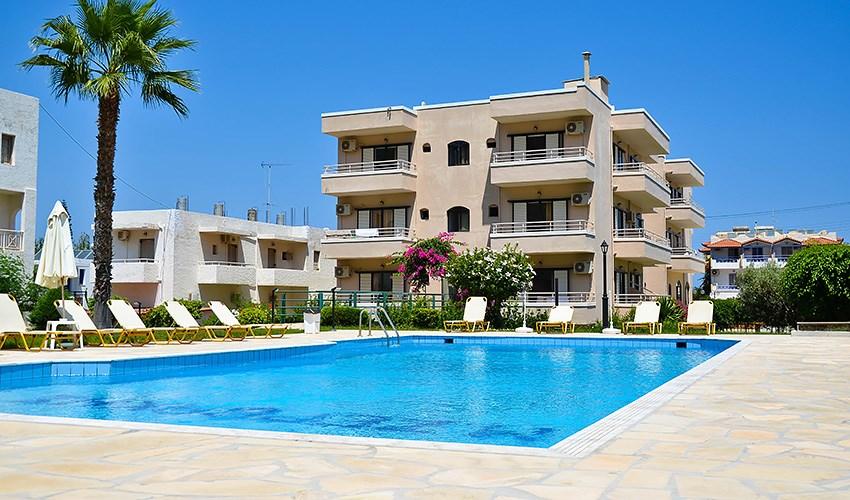 Hotel Niko Elen - Rhodos