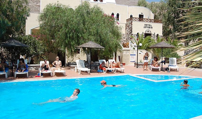 Hotel Artemis - Santorini