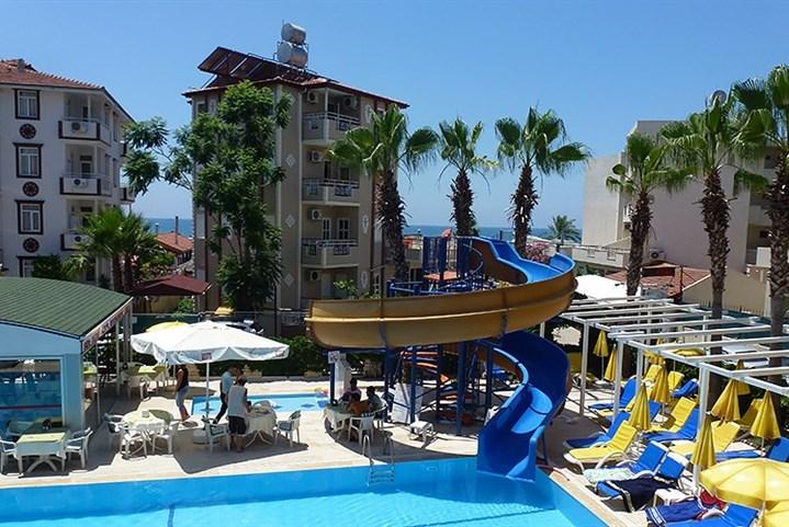 Hotel Saygili Beach - Turecko
