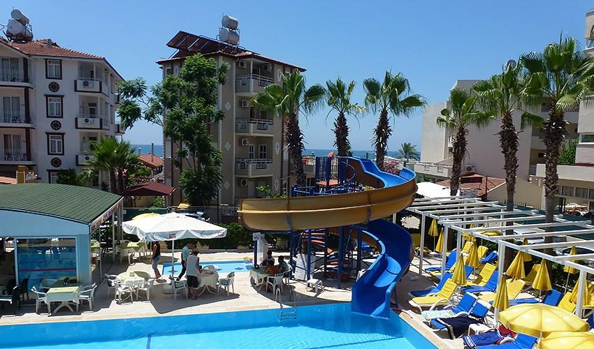 Hotel Side Sedef (Saygili Beach) - Turecko