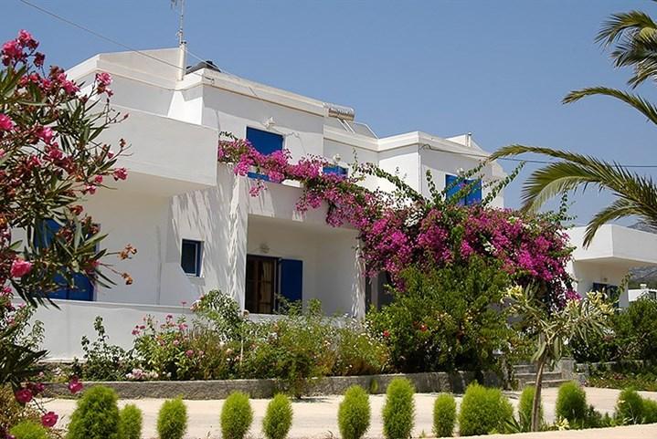 Apartmánový dům Corali - Santorini