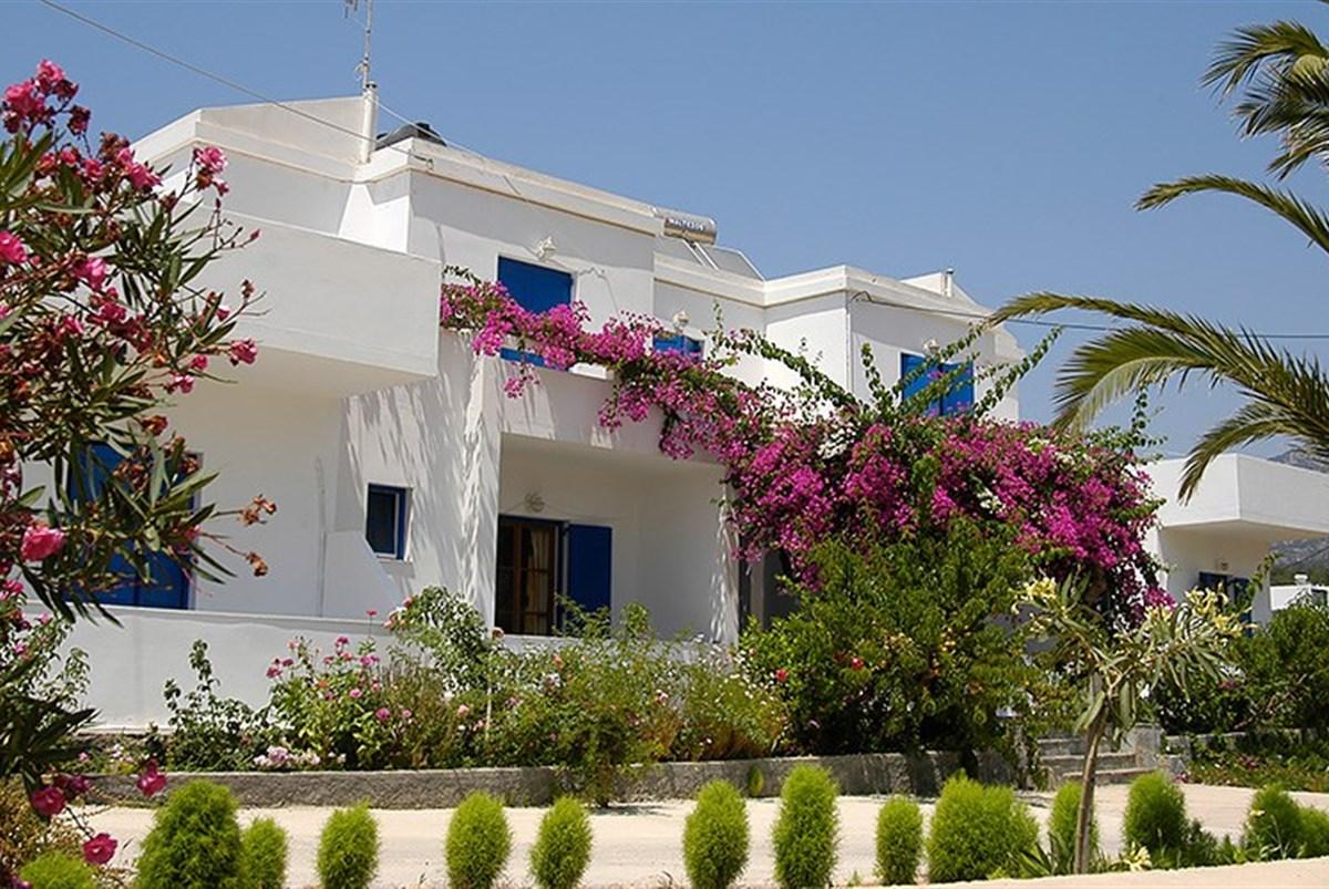 Apartmánový dům Corali - Rhodos