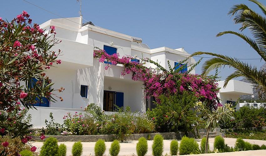 Apartmánový dům Corali - Karpathos