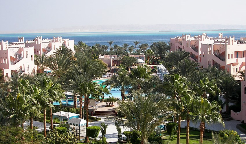 Hotel Le Pacha Resort -