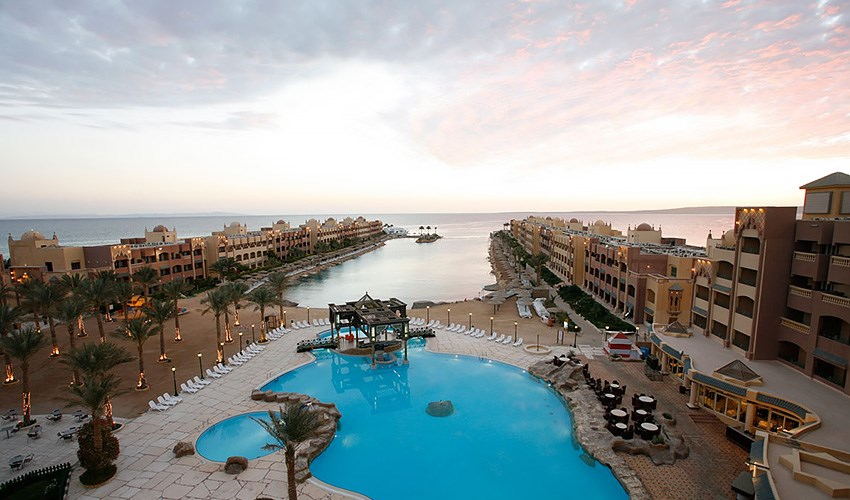Hotel Sunny Days El Palacio - Egypt