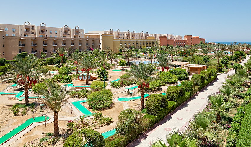 Hotel Three Corners Sunny Beach -