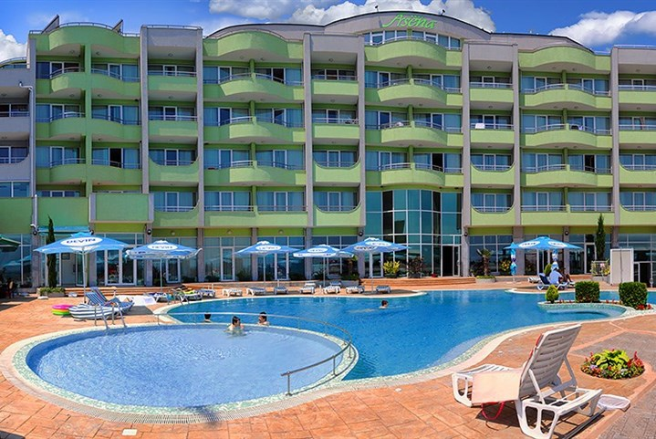 Hotel MPM Arsena - Byala