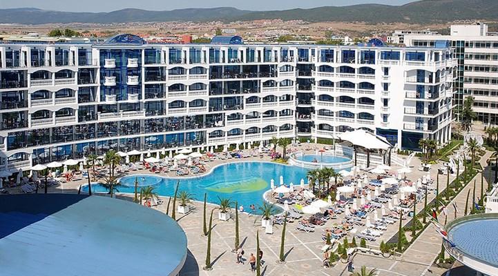 Hotel Chaika Beach Resort -