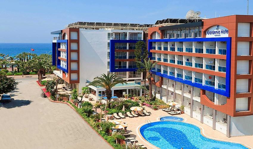 Hotel Gardenia - Alanya