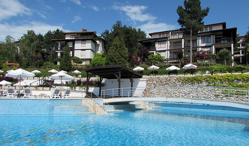 Hotel Santa Marina Holiday Village - Bulharsko