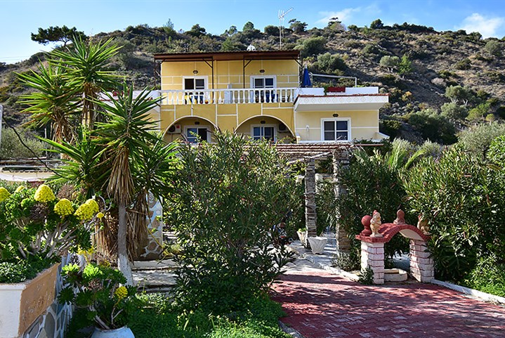 Apartmánový dům Irene - Karpathos