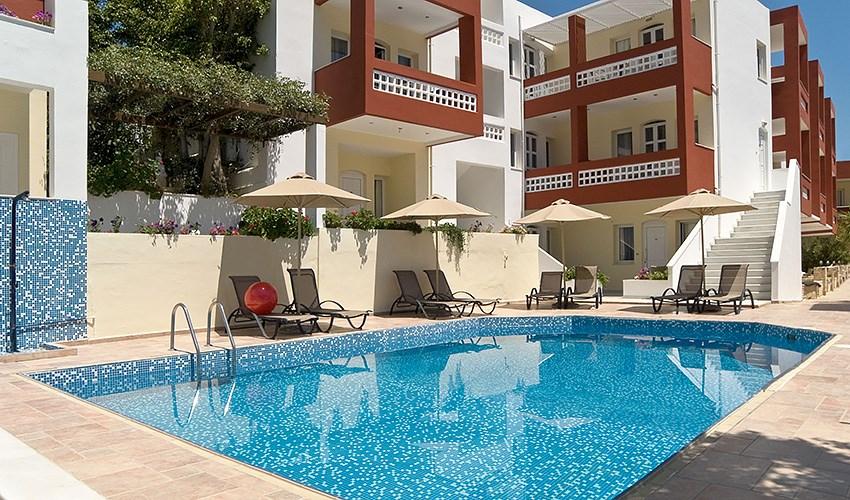 Apartmány Troulis - Korfu
